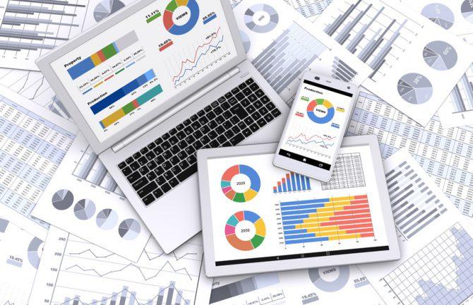 情報機器とビジネス資料